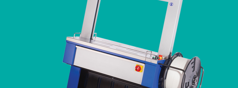 Auto strapping is a good way to start packaging automation