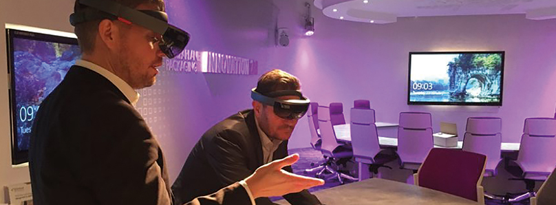 Optimising you warehouse is easy with HoloLens